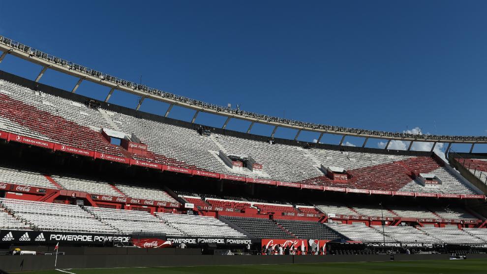 ¿Qué sanción podrían recibir River y Atlético Tucumán? 1
