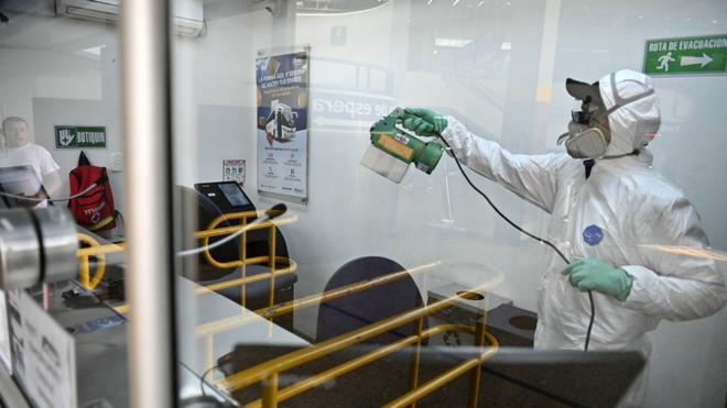 ¿Por qué Colombia decretó Estado de Emergencia? Coronavirus...