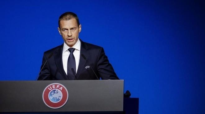 Aleksander Ceferin, prsidente de UEFA.