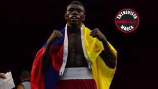 Yuberjen Martínez, medallista de plata en los Juegos Olímpicos de...