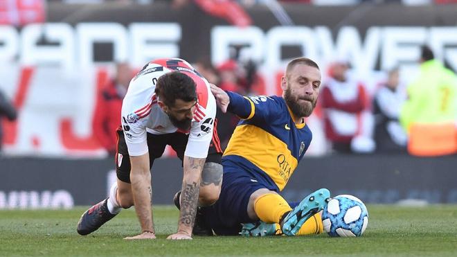 La caliente frase de Daniele De Rossi a River Plate | MARCA Claro ...
