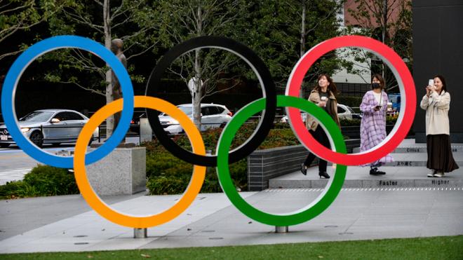 Símbolo de los Juegos Olímpicos de Verano.