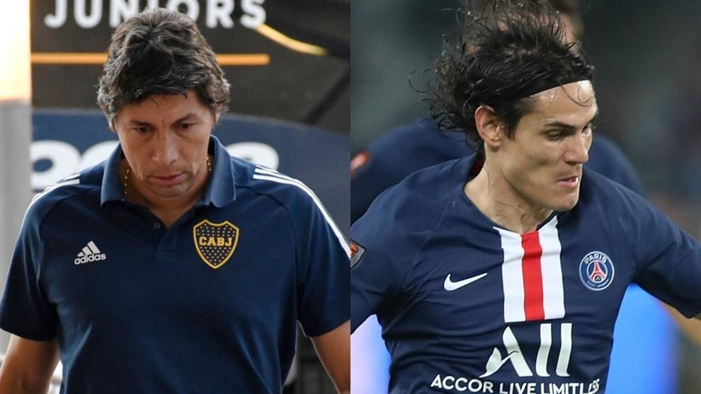 Me imagino a Cavani jugando en Boca Juniors — Diego Forlán