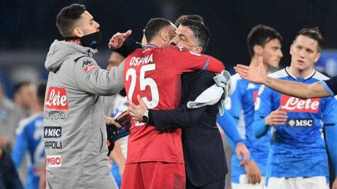 David Ospina será una de las piezas clave de Gattusso tras la...