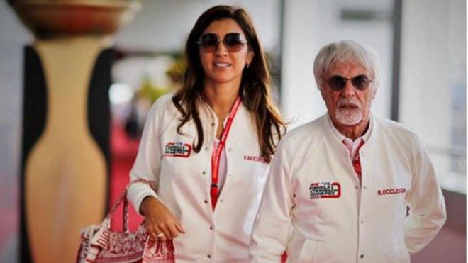 F1 2019: Ecclestone tendrá un hijo... ¡a los 89 años! 1