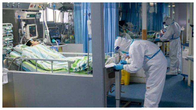 Coronavirus: actualización de contagios y número de muertes, en vivo...