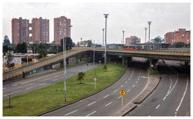 Gobierno ampliará aislamiento preventivo en Colombia hasta el 27 de abril