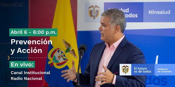 Coronavirus al día: resumen de noticias en Colombia y el mundo del 6 de abril 1