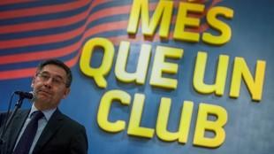 Josep Maria Bortemu quiere hacer una remodelación de su actual junta...