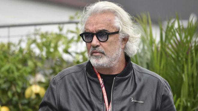 Flavio Briatore repasa su carrera en la Förmula 1.