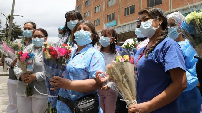 ¿Cuántos positivos, fallecidos y recuperados de coronavirus hay en Colombia?
