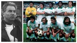 Alex Gorayeb y el Deportivo Cali de 1970.