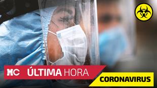Casos de coronavirus en Colombia por departamentos.