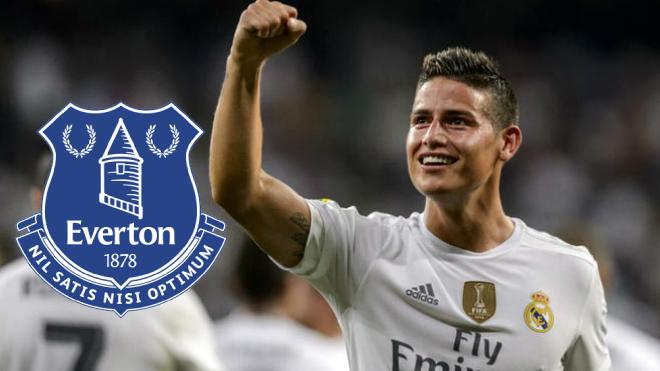 Mercado de fichajes: James Rodríguez tiene una primera oferta del Everton  de la Premier League | MARCA Claro Colombia