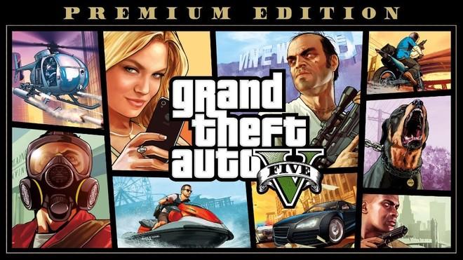 Gran Thef Auto V, gratis este mes en Epic Game Store.