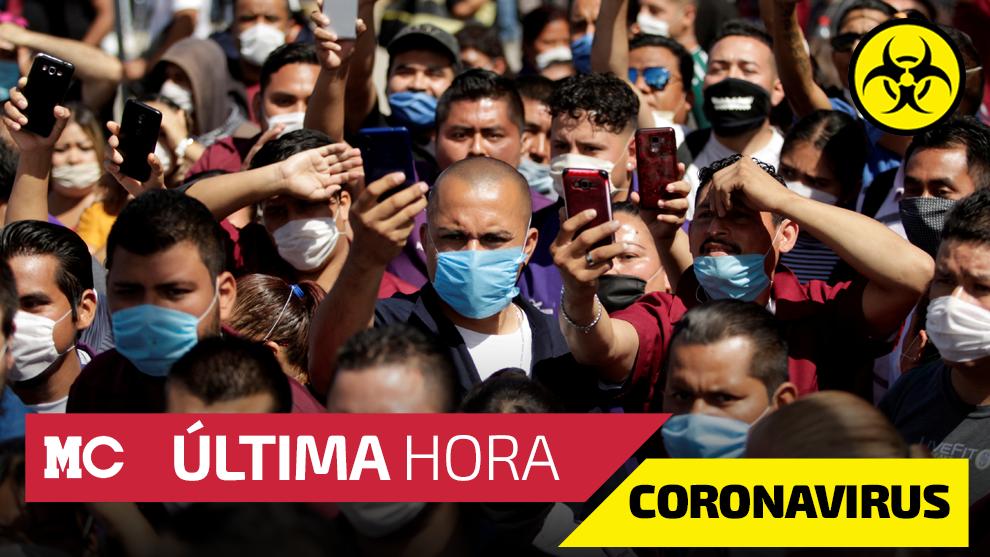 Coronavirus Colombia en vivo y en directo hoy 15 de mayo: últimas...