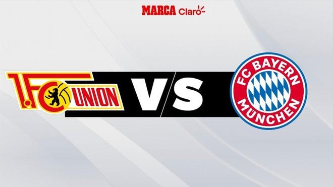 Unión Berlín vs Bayern Munich: En vivo el minuto a minuto del ...