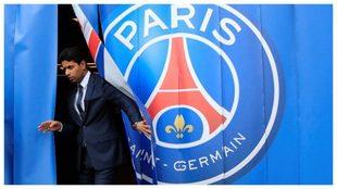 Nasser al Khelaifi, propietario del PSG.