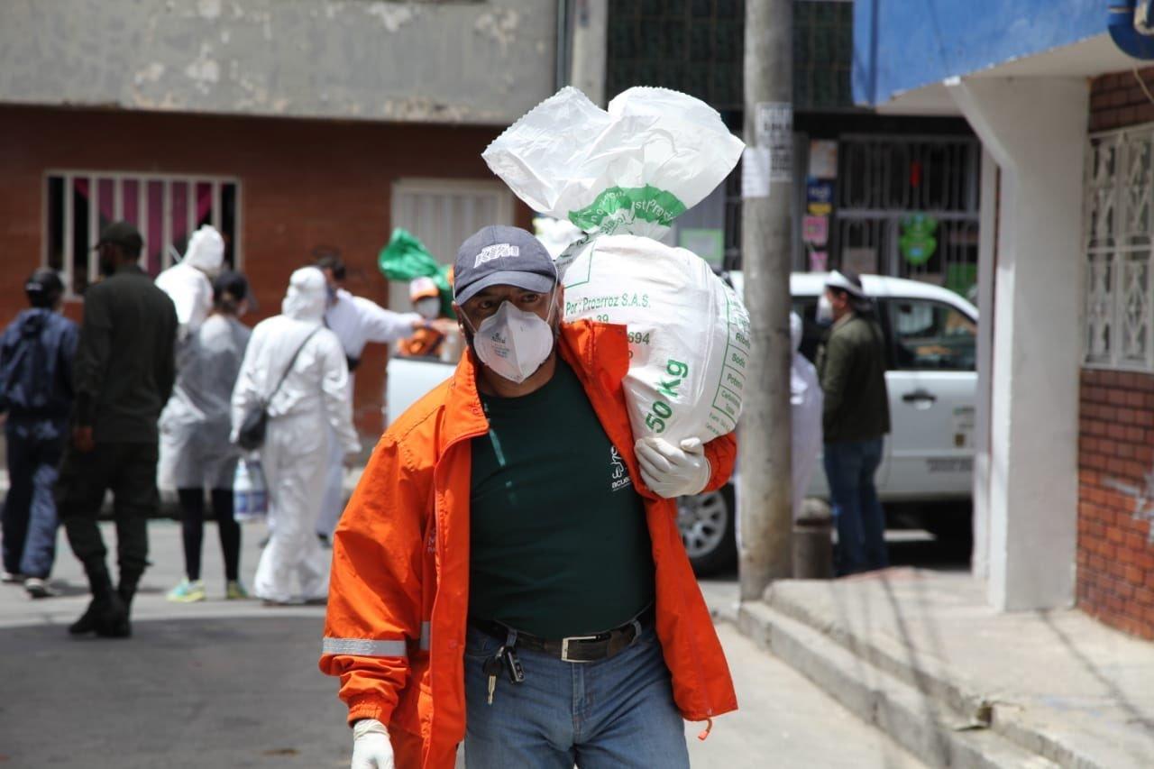 Coronavirus en Colombia: resumen de las noticias, contagios y muertos de Covid-19 durante el 22 de mayo 2
