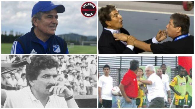 Las confesiones de Jorge Luis Pinto.