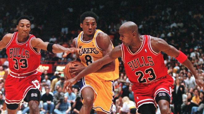 """The Last Dance: Scottie Pippen, tajante: """"Kobe Bryant era mejor ..."""