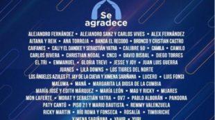 'Se agradece' en vivo y en directo online: Sebastián Yatra, Maluma y...