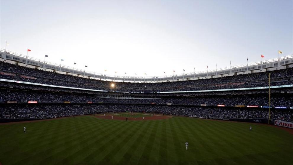Partido de la MLB.