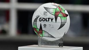 El balón oficial del FPC.