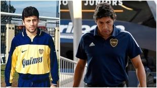 Un dupla que le dio todo a Boca Juniors desde 1998 hasta el 2000.