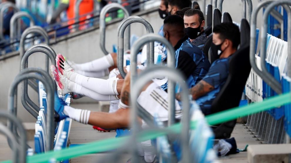 Real Madrid: James Rodríguez no juega en el Real Madrid de Zidane ...