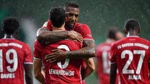 Bayern Munich, campeón en Alemania