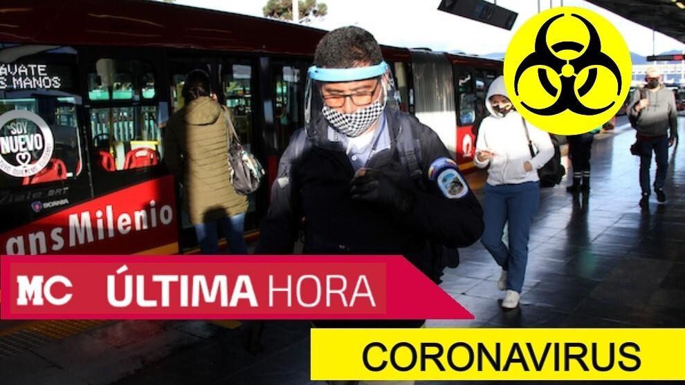 Noticias de Colombia sobre el coronavirus hoy 18 de junio