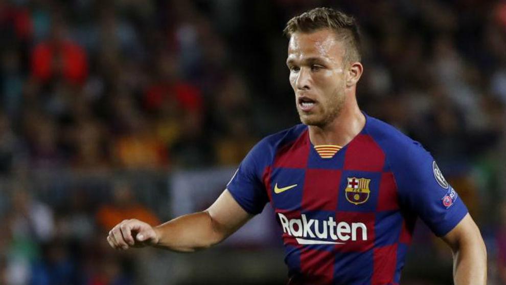 Juve y Barça pactan 80 millones por Arthur — Sky Sports