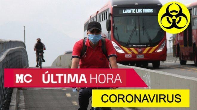 Noticias de Colombia sobre el coronavirus hoy 26 de junio