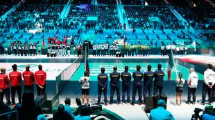 Líder en deportes Finales de la Copa Davis, cancelada y reprogramada...