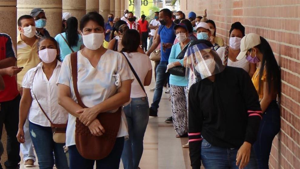 Colombia registra más casos de coronavirus que China
