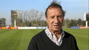 Carlos Salvador Bilardo, entrenador argentino.