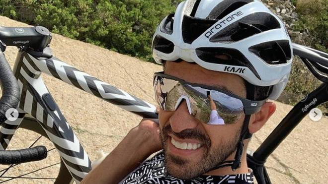 Alberto Contador sigue en gran forma