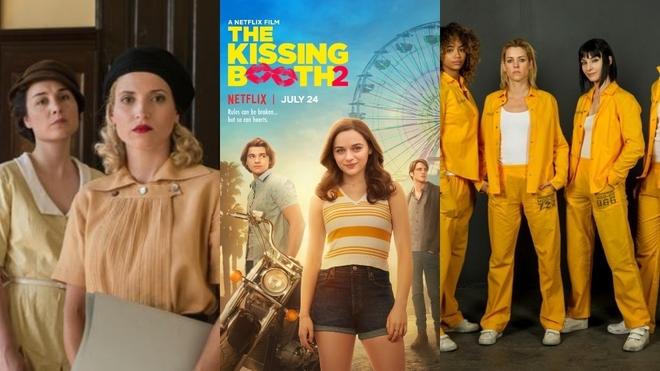 Estrenos de películas y series en julio de Netflix