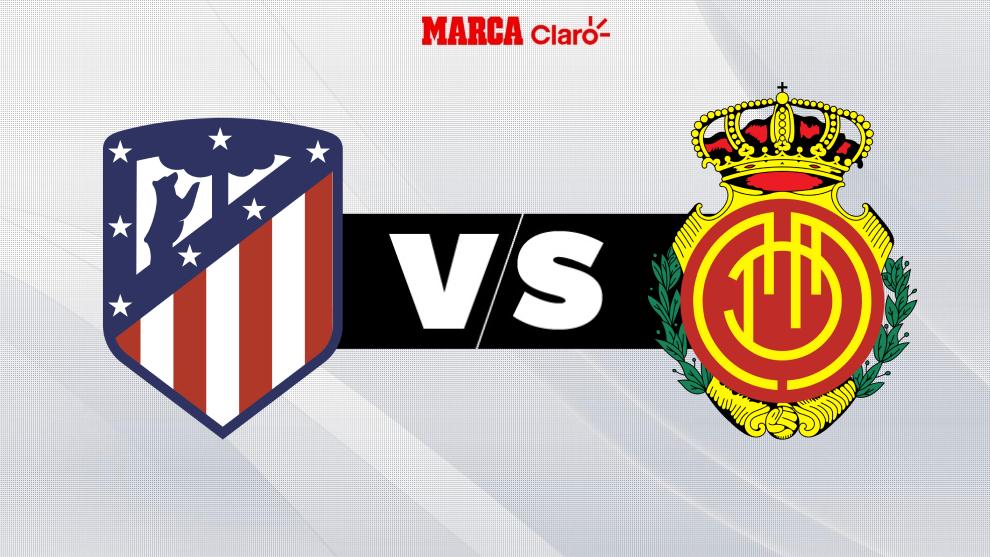 Atlético de Madrid recibe al Mallorca en el Wanda Metropolitano.