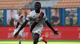 Musa, tras marcarle al Inter