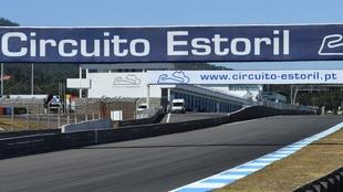 Circuito de Estoril en Portugal.