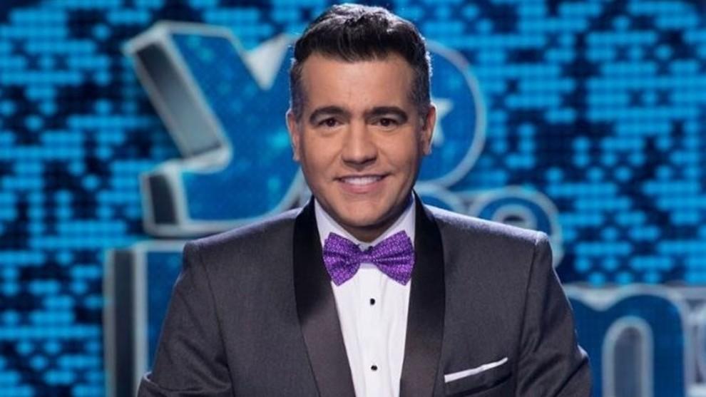 El presentador Carlos Calero dio positivo para covid-19