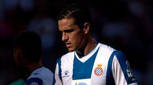 Bernardo, futbolista colombiano que milita en el Espanyol.