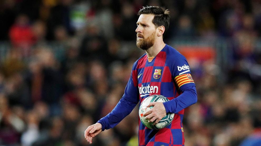 El argentino es vital para el Barcelona