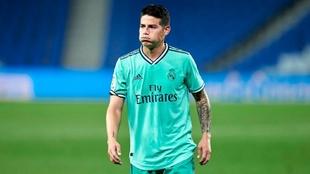 En el Real Madrid son cada vez más pocos los minutos.