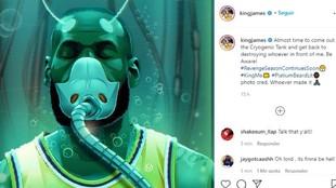 Este es el mensaje que lanzó LeBron James en su Instagram