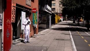 Bogotá entra en cuarentena estricta sectorizada