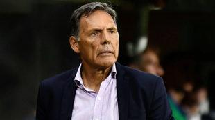 Miguel Ángel Russo, entrenador de Boca Juniors.