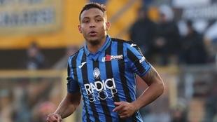 El delantero llega 17 goles con el Atalanta